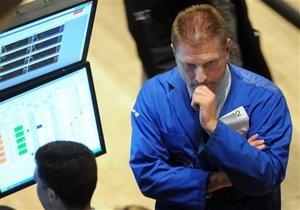 Украинские фондовые индексы сегодня снизились