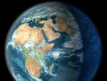 Впервые создана гигантская цифровая карта Земли