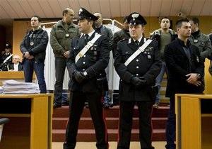 Итальянская полиция арестовала одного из самых опасных боссов сицилийской мафии