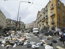 Затопивший Италию мусор оказался радиоактивным