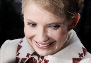 Тимошенко: Теперь в мое дело можно завернуть колбасу