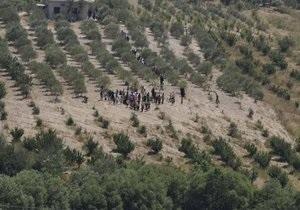 Турция приняла почти 2,5 тысячи бежавших сирийцев