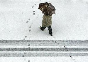 Таджикистан в плену снегопадов: за день в стране выпала месячная норма осадков