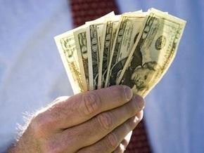 Курс продажи наличного доллара составляет 7,6-7,7 гривны