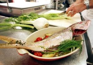 Только рыба. Кулинарные идеи на выходные