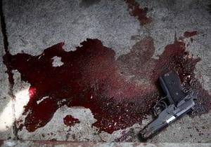В Сумской области милиционер убил коллегу и застрелился сам