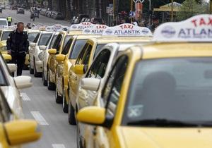 В Лондоне оплатить такси можно через смс