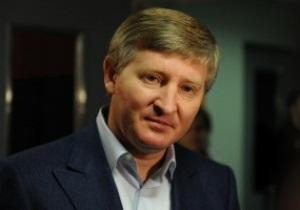 Ахметов рассказал, за что уважает секретаря Донецкого горсовета