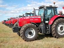 Мировому бренду сельхозтехники Massey Ferguson исполнилось 50 лет