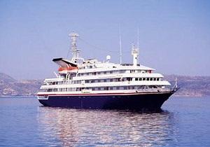 На борту лайнера, потерпевшего аварию у берегов Антарктиды, есть граждане Украины