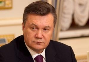 Янукович признал, что ситуация с Тимошенко препятствует подписанию договора об ассоциации с ЕС