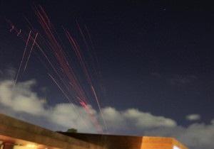 Рядом с резиденцией Каддафи в Триполи произошли два взрыва