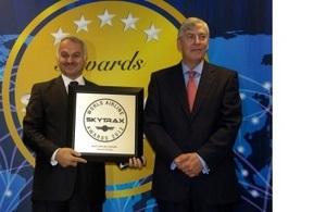 Turkish Airlines вновь удостоилась звания «Лучшие Авиалинии Европы»