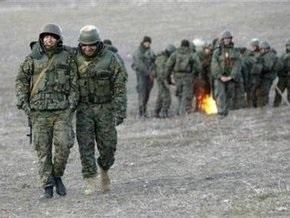 Грузия заявляет об обстреле своего села