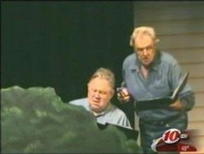 Во Флориде актер выстрелил в напарника прямо на сцене