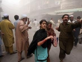 Число жертв взрыва в Пешаваре достигло 92 человек