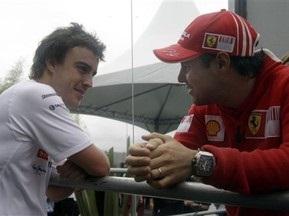 Масса: У Ferrari Алонсо потрібно заробити статус