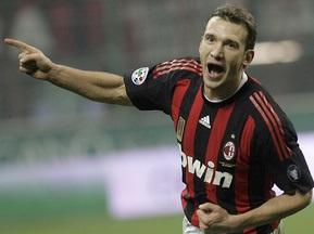 Шевченко хоче закінчити кар єру в Мілані