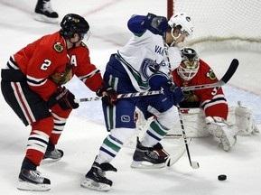 NHL: Ванкувер обіграв Чикаго