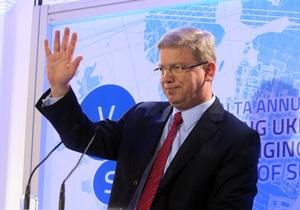Украина ЕС - Фюле - Тимошенко - Важный, но не решающий вопрос: Фюле оценил степень влияния дела Тимошенко на евроинтеграцию