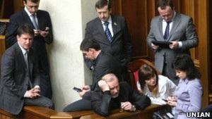 ВВС Україна: Чому закон про етику державного чивновника став  сусальним ?