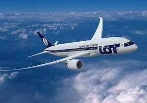 LOT Polish Airlines может начать полеты в Донецк