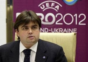 Только футбол. Лубкивский заявил, что у болельщиков  на Евро-2012  не будет времени на секс