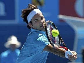 Australian Open: Федерер не без зусиль здолав Андрєєва