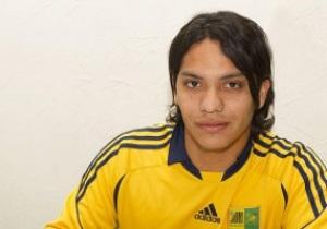 Официально: Металлист подписал аргентинского полузащитника