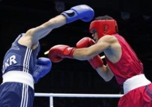Олимпиада: украинский боксер Павел Ищенко уступил американцу