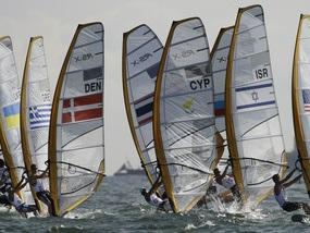 Вітрильний спорт: Українці - п ятнадцяті