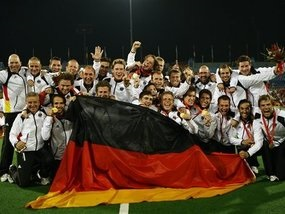 Хоккей на траве: Сборная Германии стала чемпионом Олимпиады