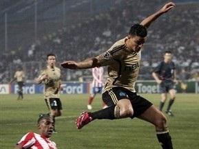 Челси нацелился на игрока Марселя