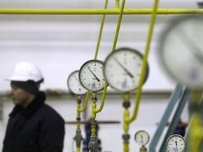 Газпром назвал цену поставок газа в Украину в январе