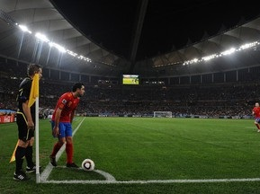 Збірна Іспанії виконала  найбільше кутових на чемпіонаті світу