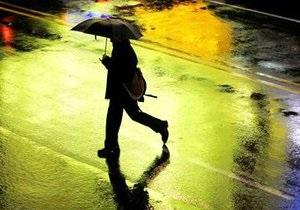 Прогноз погоди на середу, 6 червня