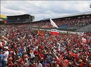 Промисловці готові врятувати Гран-прі Німеччини