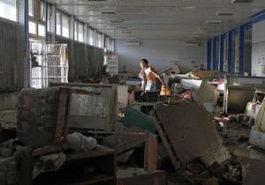 Число зруйнованих будинків у Кримську перевищило 1,3 тисячі - влада