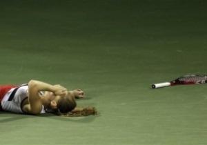 Российская теннисистка упала в обморок во время матча