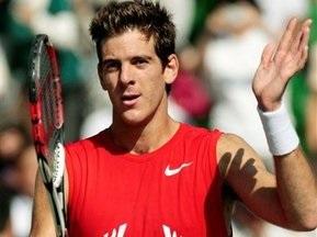 Wimbledon: Дель Потро розібрався з Клеманом