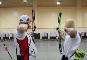 Украинские лучники завоевали шесть медалей на Чемпионате мира