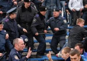Милиция будет работать круглосуточно во время Евро-2012