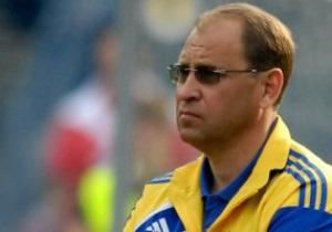 Тренер украинской молодежки огласил состав на Кубок содружества