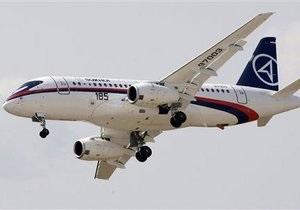 Индонезийская компания купит 30 российских самолетов Sukhoi Superjet 100