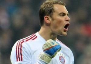 Вратарь Баварии выиграл полмиллиона евро в телевикторине