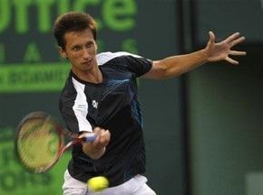 Стаховский вышел в полуфинал турнира в Хертогенбоше