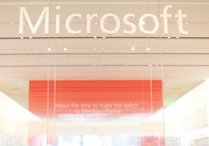 Microsoft - комп'ютерогодинники