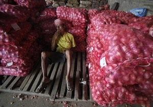 Индийский Groupon обрушился под натиском желающих купить репчатый лук
