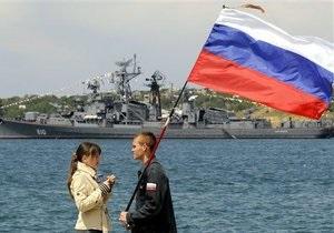 Міноборона РФ-російські кораблі-80% човнів відробили свій ресурс