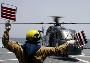 Вертолет ООН в Конго подвергся обстрелу